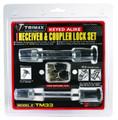 "TRIMAX T3 - 5/8"" Receiver & TC3 - 3-1/2"" Span Coupler Lock"