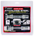 """TRIMAX STAINLESS STEEL T3 - 5/8"""" Receiver & TC2 - 2-1/2"""" Span Coupler Lock"""
