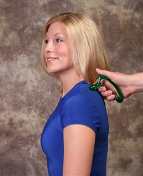 Index Knobber II  Plastic Massager