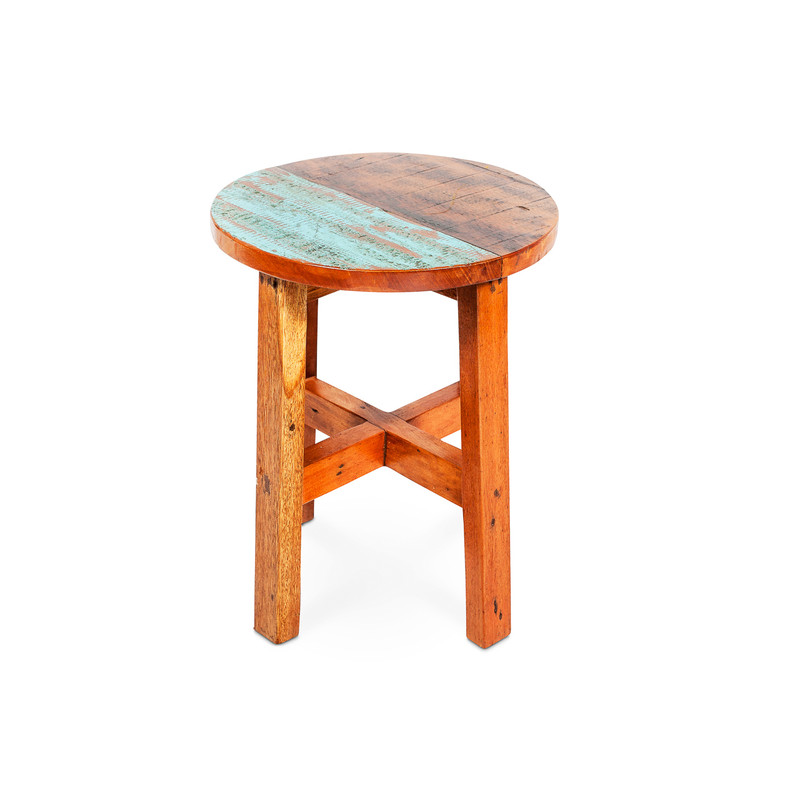 round stool boat timber