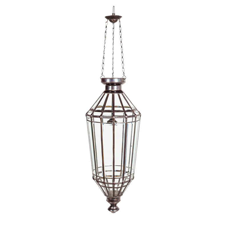 Moroccan Bevel Leadlight Pendant