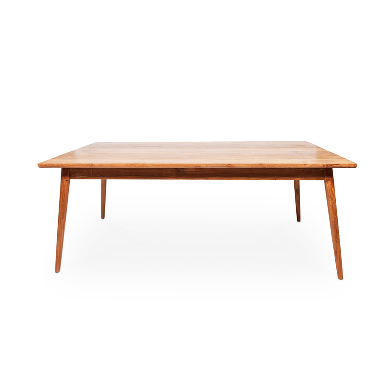 Retro Timber Dining table