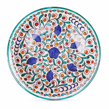 Fes Ceramic Bowl flower from Morocco