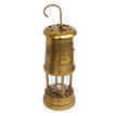 Brass Miners Lamp Front