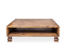 Railway Cube Coffee Table