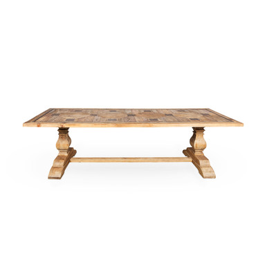 La French Recycled Elm Dining Table
