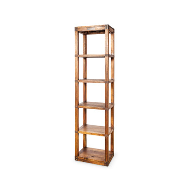 Recycled Rustic Timber Shelves