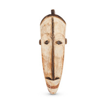 African Carved Timber Mask 3