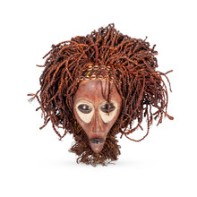 African Tribal Mask 2