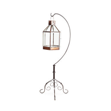 Outdoor candle lantern