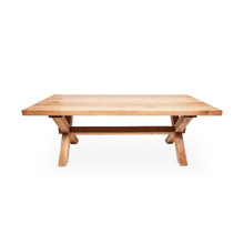 Recycled Teak Dining Table
