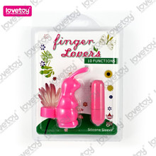 Finger Lover With Vibrating Bunny