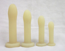 Femilingus Comfort 4 pc Vaginal Dialator set