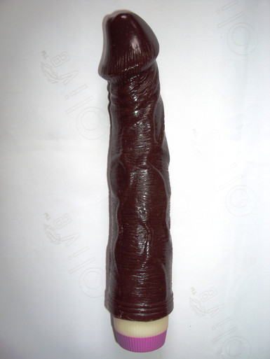 Awesome Realistic 7 Inch Dark Chocolate