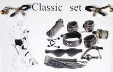 Ultimate Fantasy BDSM Kit only at www.masalatoys.com