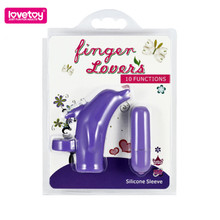 Finger Lover with Dolphin Vibrator