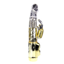 Passionate Multi Function Jack Rabbit Vibrator