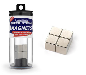 Rare Earth Magnet Cube Information Unlimited #2: nsn0607 1 300 300 c=2