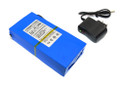 12VDC 6800mAh Rechargeable Li-Ion Battery