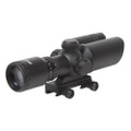Firefield 1.5-5x Riflescope with Attached Green Laser
