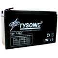 12VDC 7AH Rechargeable Sealed Lead-Acid Battery