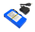 12VDC 3800mAh Rechargeable Li-Ion Battery