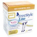 FreeStyle Lite Test Strips 100