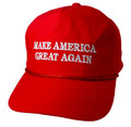 Classic Make America Great Again Cap. Popularized by the President, this retro throwback cap is in the design of the cap your dad or grandfather wore when they hit the links. Even includes the rope on the brim.