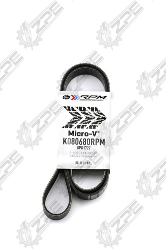 K080680RPM RACING by Gates