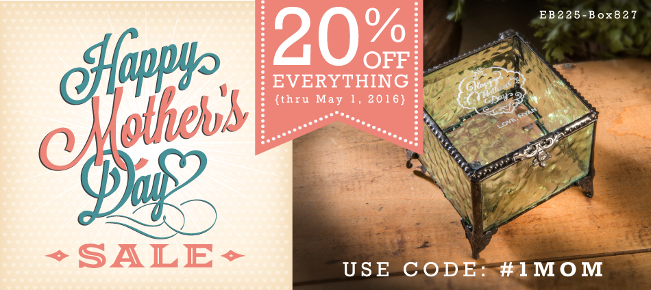 Great Gifts for Mom for Mother's Day, Big Savings at 20% off