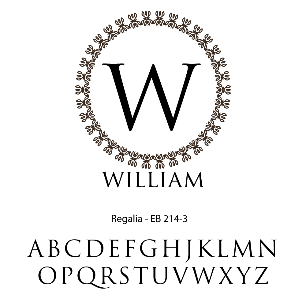 Single Letter Full Name Personalized Gift-regalia