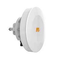 The B5 Backhaul is changing the game. Leveraging 802.11ac, 4x4:4 MIMO and radical engineering for service providers that demand the same capacity, speed and reliability as fiber. With 1.7 Gbps PHY and a unique spin on reliability, the B5 is re-defining gigabit wireless technology.