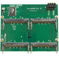 MIKROTIK 4 Mini-PCI expansion board for RB600