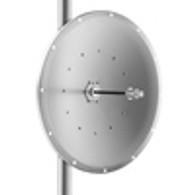 5.250-6.000GHz 28dBi Dish Antenna