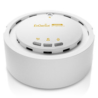 The EAP300 features high wireless output power and receive sensitivity along with antenna diversity. High output power and high sensitivity extend wireless coverage to reduce the roaming between access points and to provide a reliable wireless connection. It also reduces the total cost of ownership on hardware.