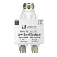 airFiberX 11GHz, Low-Band Duplexer