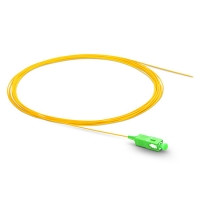 Single-Mode Fiber Optic Pigtail