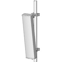 Variable Sector Antenna 2.1-2.9 GHz, 45-130° Beamwidth, 19-14.5 dBi  Features: Wide range of beamwidths, 1 SKU Mechanical slide for easy field adjustments Ultra wideband frequency performance High gain antenna in compact package Low profile, rugged design for outdoor use US Engineered Manufactured under strict US quality control procedures Works with WIFI, WIMAX, WCS, MMDS, MDS