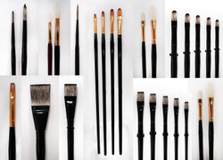 Long Handle Brushes Master Set