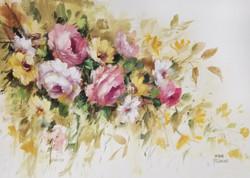 DVD1124 Watercolor & Gouache Studies