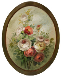 DVD1022 Spring Roses- Paint It Simply