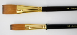 Synthetic Large Flat Brushes