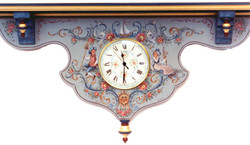 P2011 Dutch Clock Shelf $7.95
