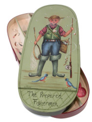 P2022 The Prepared Fisherman $5.95