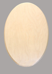 DCC #  8 Large Oval Plaque $16.00