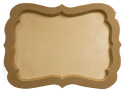 DCC # 12 Large Butterfly Tray $30.00