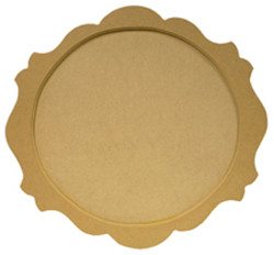DCC # 18 Royal Scalloped Tray $34.95