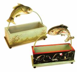 P4011 Fish Boxes $6.95