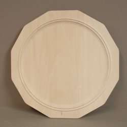 12 Sided Plate