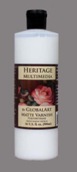 Heritage Multimedia Matte Varnish